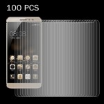100 PCS Coolpad Fengshang Max A8-930 0.26mm 9H Surface Hardness 2.5D Explosion-proof Tempered Glass Screen Film