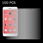 100 PCS Smartisan U1 0.26mm 9H Surface Hardness 2.5D Explosion-proof Tempered Glass Screen Film