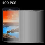 100 PCS Lenovo A850 0.26mm 9H Surface Hardness 2.5D Explosion-proof Tempered Glass Screen Film