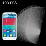 100 PCS for Alcatel One Touch Pop C9 0.26mm 9H+ Surface Hardness 2.5D Explosion-proof Tempered Glass Film