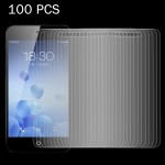 100 PCS Meizu MX2 0.26mm 9H Surface Hardness 2.5D Explosion-proof Tempered Glass Screen Film