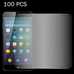 100 PCS Meizu MX3 0.26mm 9H Surface Hardness 2.5D Explosion-proof Tempered Glass Screen Film