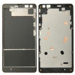 iPartsBuy Front Housing LCD Frame Bezel Plate Replacement for Microsoft Lumia 535