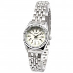White Dial Women Diamond Quartz Stainless Steel Watch / Couple Watch (8802)