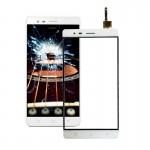 iPartsBuy Lenovo K5 Note Touch Screen Digitizer Assembly(White)