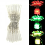 RGB 100 LED Rope Light with Controller, Flashing / Fading / Chasing Effect, Length: 10m