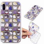 Painted TPU Protective Case For Huawei P30(Mini Cat Pattern)