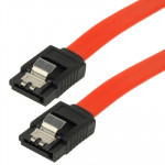 Cable 45cm Serial ATA 3.0 Câble Rouge - wewoo.fr