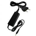 EU Plug AC Adapter 19V 2.1A 40W for Samsung Notebook, Output Tips: 5.0 x 1.0mm