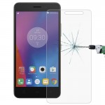 For Lenovo K6 & A Plus 0.26mm 9H Surface Hardness 2.5D Explosion-proof Tempered Glass Screen Film