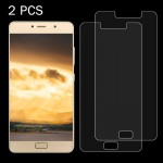 2 PCS for Lenovo P2 0.26mm 9H Surface Hardness 2.5D Explosion-proof Tempered Glass Screen Film