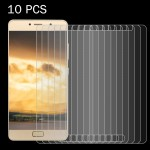 10 PCS for Lenovo P2 0.26mm 9H Surface Hardness 2.5D Explosion-proof Tempered Glass Screen Film