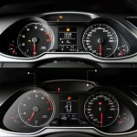 Car-Styling Auto Protection Covers Accessories Car Dashboard Protective Film 99% Light Transmitting for Audi A4L