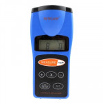 Ultrasonic Laser Point LED Distance Measure Meter Tool