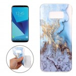 For Samsung Galaxy S8 + / G9550 Marble Pattern Soft TPU Protective Case, Small Quantity Recommended Before Samsung Galaxy S8 Plu