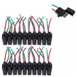 20 PCS Removable Car Blade Fuse Box Holder