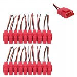 20 PCS Removable Car Waterproof Ceramic Connector Blade Fuse Box Holder