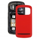 iPartsBuy for Nokia 808 PureView Battery Back Cover(Red)