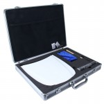 Car Auto Vinyl Film Wrapping Display Hood Model Tool Suitcase for Car Sticker Application Showing