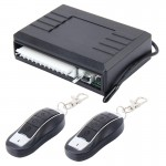 XH-310 Car Auto Universal Security Keyless Entry Locking System with Two Remote Control