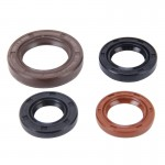 4 PCS Motorcycle Rubber Engine Oil Seal Kit for GY650
