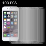 100 PCS For iPhone 7 Plus 0.26mm 9H Surface Hardness 2.5D Explosion-proof Tempered Glass Non-full Screen Film