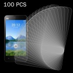 100 PCS Xiaomi Mi 2 0.26mm 9H Surface Hardness 2.5D Explosion-proof Tempered Glass Screen Film