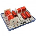 2x 160W Hi-Fi Series Speaker Frequency Divider, 2-Way 2-Unit (2pcs in one packing, the price is for 2pcs)