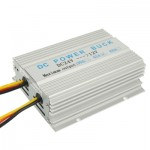 DC 24V to 12V Car Power Step-down Transformer, Rated Output Current: 45A