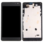 iPartsBuy for Microsoft Lumia 535 / 2S 3 in 1 (LCD + Frame + Touch Pad) Digitizer Assembly