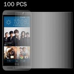 100 PCS for HTC One M9 0.26mm 9H Surface Hardness 2.5D Explosion-proof Tempered Glass Screen Film