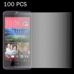 100 PCS for HTC Desire 626 0.26mm 9H Surface Hardness 2.5D Explosion-proof Tempered Glass Screen Film