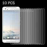 10 PCS For HTC One X9 0.26mm 9H Surface Hardness 2.5D Explosion-proof Tempered Glass Screen Film