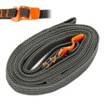 Outdoor Quick Untie Strapping Tape Rope / Backpack Packing Tape(Orange)