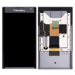 iPartsBuy for BlackBerry Priv LCD Screen + Touch Screen Digitizer Assembly with Frame(Black)