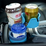 SB-1088 5 in 1 Auto Multi-fuctional Cup Holder Smartphone Drink Sunglasses Card Coin Small Accessories Holder