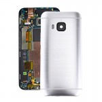 iPartsBuy for HTC One M9 Back Housing Cover(Silver)