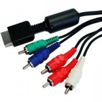 Component AV Video-Audio Cable for PS3