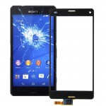 iPartsBuy Touch Screen for Sony Xperia Z3 Compact / Z3 mini(Black)
