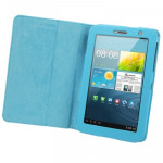Leather Case with Holder for Samsung Galaxy Tab 2 (7.0) / P3100 (Blue)