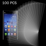 100 PCS Xiaomi Mi 3 0.26mm 9H Surface Hardness 2.5D Explosion-proof Tempered Glass Screen Film