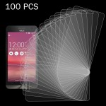 100 PCS for ASUS ZenFone 6 0.26mm 9H Surface Hardness 2.5D Explosion-proof Tempered Glass Screen Film