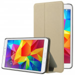 Frosted Texture Flip Leather Case with Holder for Samsung Galaxy Tab 4 7.0 / T230