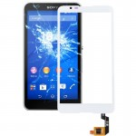 iPartsBuy Touch Screen for Sony Xperia E4(White)