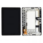 iPartsBuy for Asus MeMO Pad Smart 10 ME301T 5280N FPC-1 LCD Screen + Touch Screen Digitizer Assembly with Frame(Black)