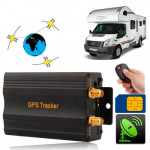 GSM / GPRS / GPS Vehicle Tracking System with Remote Control (Cut off Oil and Circuit), Support TF Card Memory, Band: 850 / 900