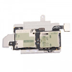 Replacement Mobile Phone High Quality Card Flex Cable for Samsung GALAXY SIII / i9300