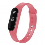 CHIGU C6 0.69 inch OLED Display Bluetooth Smart Bracelet, Support Heart Rate Monitor / Pedometer / Calls Remind / Sleep Monitor