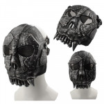 Masque de protection Thorn Ling Desert Corps Airsoft facial, DC-01 Argent - wewoo.fr