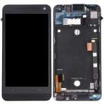 iPartsBuy LCD Display + Touch Screen Digitizer Assembly with Frame Replacement for HTC One M7 / 801e(Black)